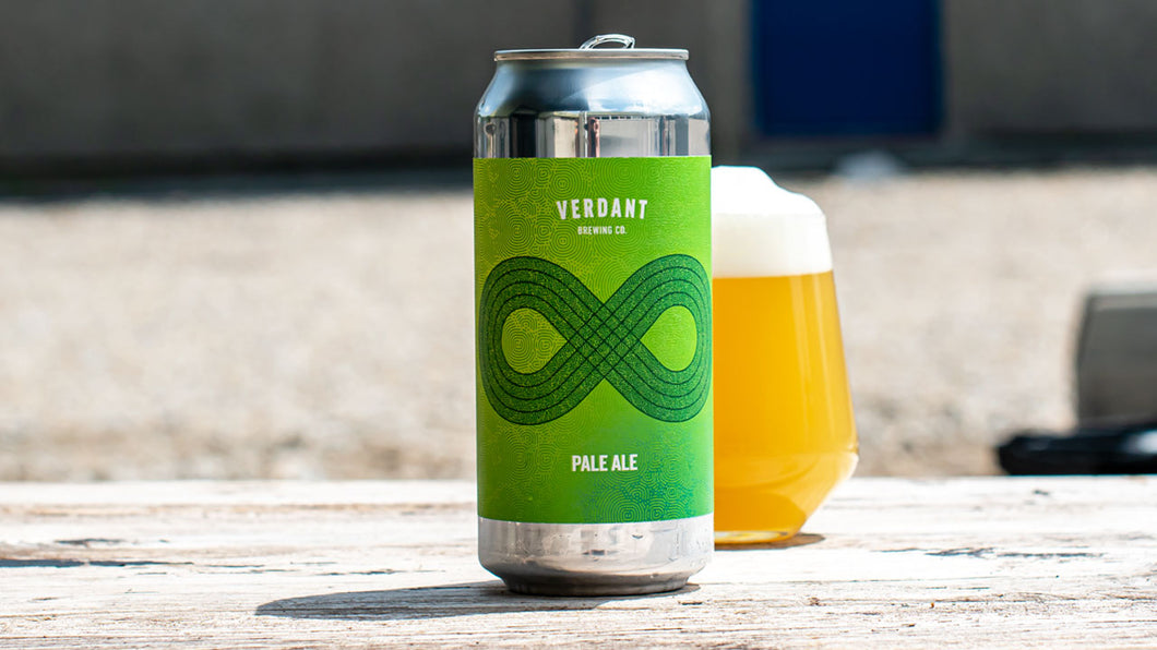 300 Laps Of Your Garden - Verdant Brewing Co - Pale Ale, 4.8%, 440ml Can