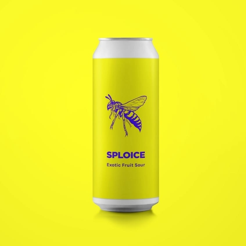 Sploice - Pomona Island - Exotic Fruit Sour, 5%, 440ml Can