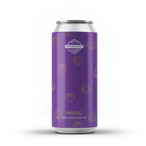 Magic - Basqueland Brewing Co - DDH West Coast IPA, 6.1%, 440ml Can