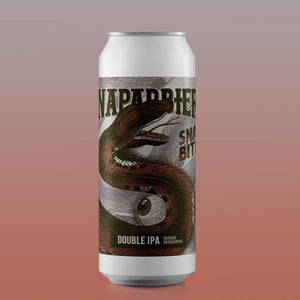 Snake Bite - Naparbier - DIPA, 8.5%, 440ml Can