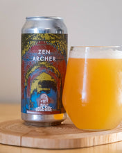 Load image into Gallery viewer, Zen Archer - Ridgeside Brewery - Hazy IPA, 5.9%, 440ml Can
