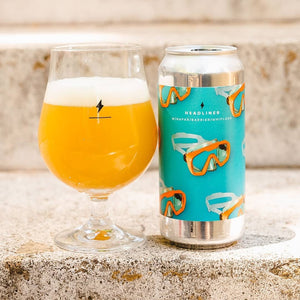 Headlines - Garage Beer X Barrier Brewing Co X Whiplash Beer X Naparbier - Triple IPA, 10.5%, 440ml Can