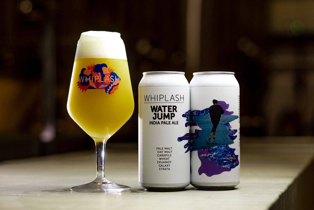 Water Jump - Whiplash Beer - IPA, 6.8%, 440ml Can