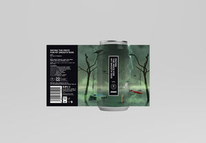 Paying the Price For My Smooth Ride - Wylam Brewery X Finback Brewery - DIPA, 8.8%, 440ml