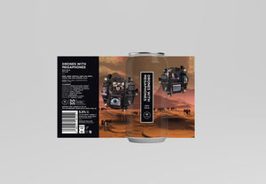 Drones With Megaphones - Wylam Brewery - DDH Pale, 5.5%, 440ml Can