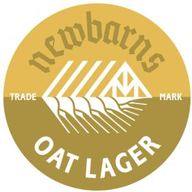 Oat Lager Beer - Newbarns Brewery - Oat Lager Beer, 4.8%, 440ml Can