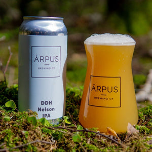 DDH Nelson IPA - Arpus Brewing Co - DDH Nelson Sauvin IPA, 6.8%, 440ml Can