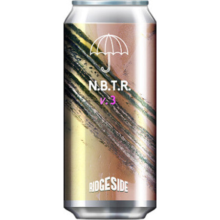 Nothing But THe Rain V3 - Ridgeside Brewery - Ridgeside Brewery, 0.5%, 440ml Can