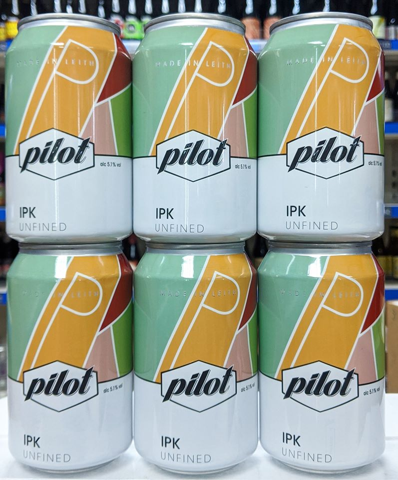 IPK - Pilot Beer - India Pale Kölsch, 5.1%, 330ml