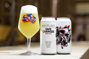 Safe Changes - Whiplash Beer - Pale Ale, 5%, 440ml