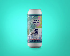 Virtue Is Lost - Turning Point Brew Co X Siren Craft Brew - Guava, Vanilla & Cacao Sour, 5.3%, 440ml