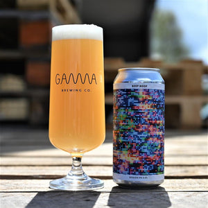 Beep Boop - Gamma Brewing Co - Session IPA, 4%, 440ml Can