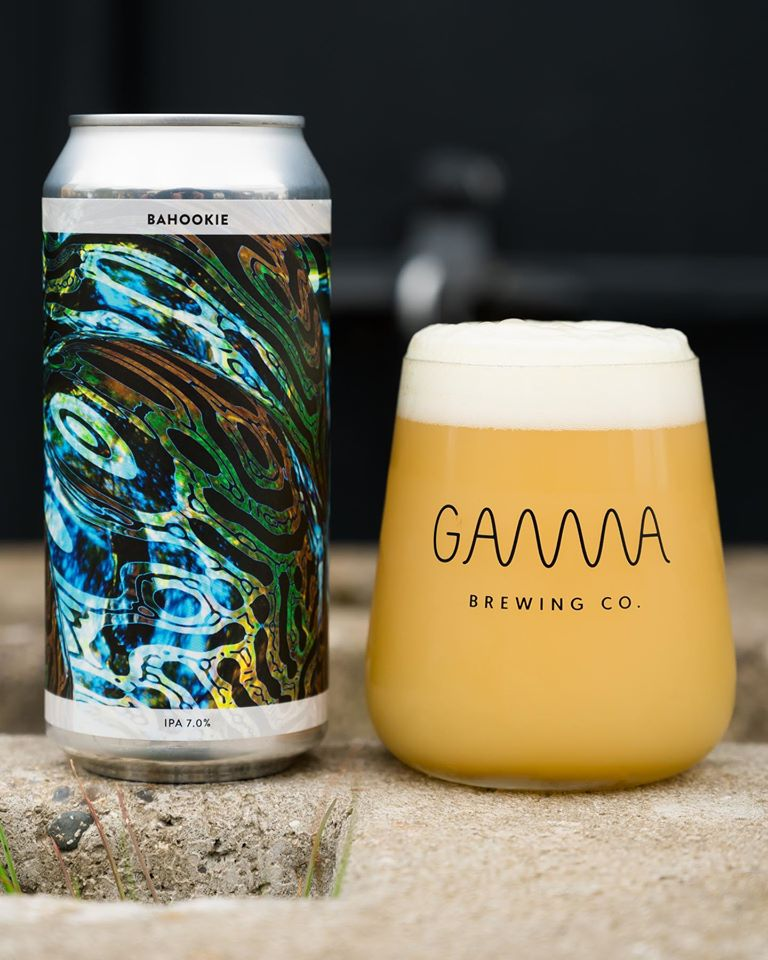 Bahookie - Gamma Brewing Co - IPA, 7%, 440ml Can