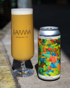 Play Well - Gamma Brewing Co - Triple IPA, 10.5%, 440ml Can