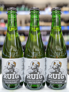Ruig - De Kromme Haring - Barrel Aged Wild Ale, 8.5%, 375ml Bottle