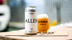 Allen - Verdant Brewing Co - DIPA, 8%, 440ml Can