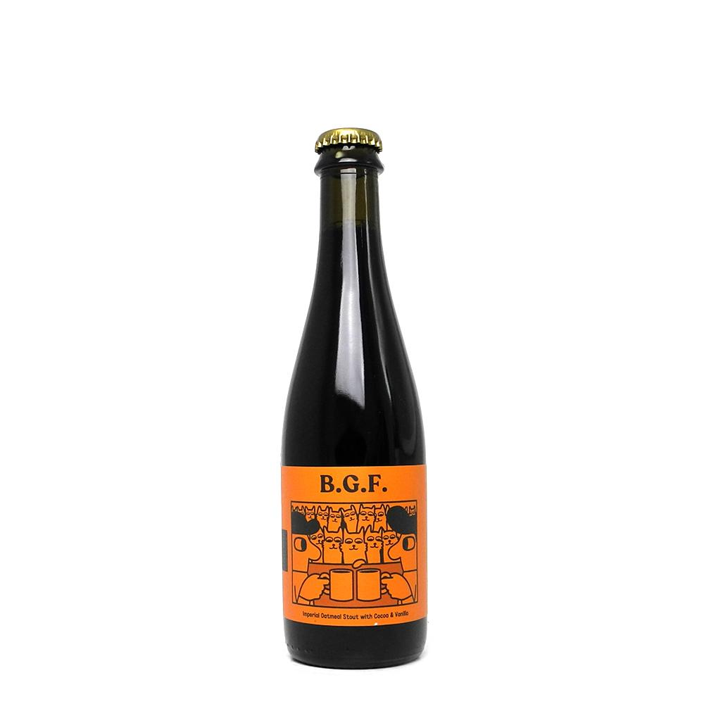 Beer Geek Fudgesicle - Mikkeller - Rye Whiskey Barrel Aged Imperial Oatmeal Cocoa Stout, 11.9%, 375ml Bottle