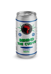 Behind The Curve - Roosters Brewery - New England IPA, 6.3%, 440ml