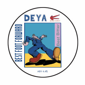 Best Foot Forward - Deya Brewing - Best Bitter, 4.5%, 500ml