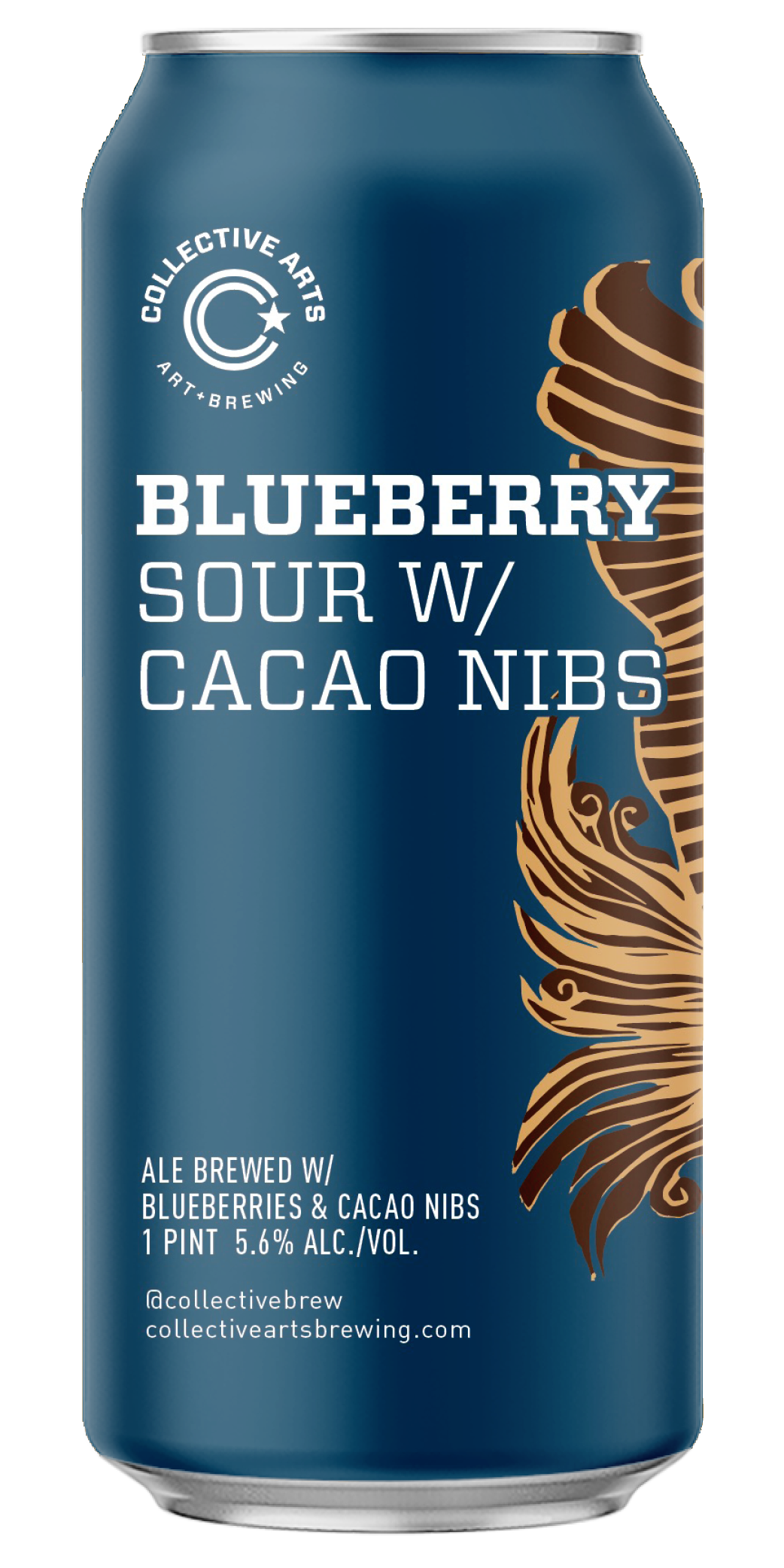 Blueberry Chocolate Sour - Collective Arts - Blueberry Chocolate Sour, 5.6%, 473ml Can