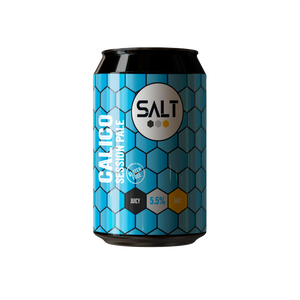 Calico - Salt Beer Factory - Gluten Free Session IPA, 4%, 440ml