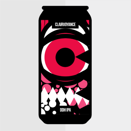 Clairvoyance - Magic Rock Brewing - DDH IPA, 7.2%, 440ml Can