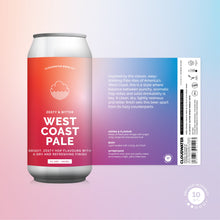 Load image into Gallery viewer, West Coast Pale - Cloudwater - West Coast Pale, 4%, 440ml Can