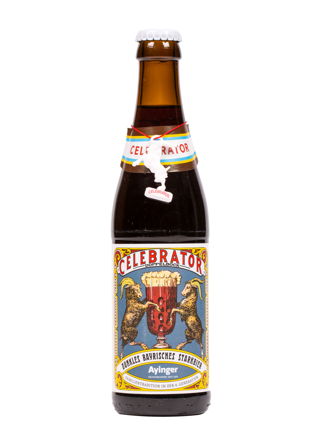 Ayinger Celebrator - Ayinger Privatbrauerei - Doppelbock, 6.7%, 330, Bottle