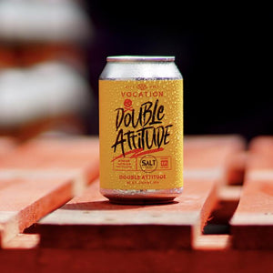 Double Attitude - Vocation Brewery X Salt Beer Factory - West Coast DIPA, 8%, 330ml Can