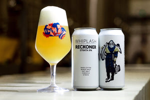 Reckoner - Whiplash Beer - Strata IPA, 6.3%, 440ml Can