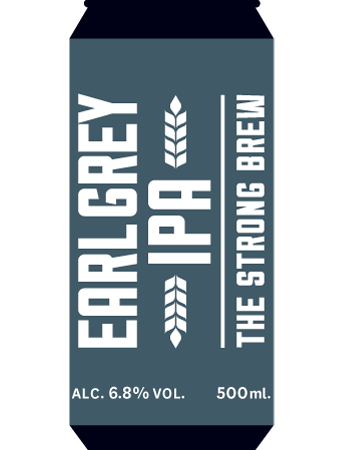 Earl Grey IPA - Marble Beers - Earl Grey IPA, 6.8%, 500ml Can