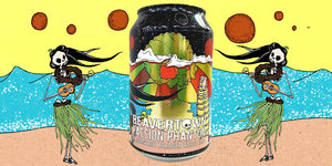 Passion Phantom - Beavertown - Passionfruit Berliner Weisse, 3.5%, 330ml Can