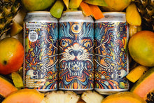 Load image into Gallery viewer, 4.07 Northern Tropics Gold - Northern Monk X Drew Millward - Mango, Pineapple & Papaya Tropical IPA, 7%, 440ml Can