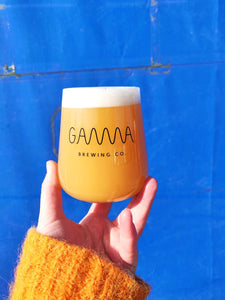 Gamma Brewing - Stemless Gamma Tumbler 30cl - Glassware