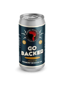 Go Backer - Roosters Brewery - Vermont Session IPA, 3.6%, 440ml