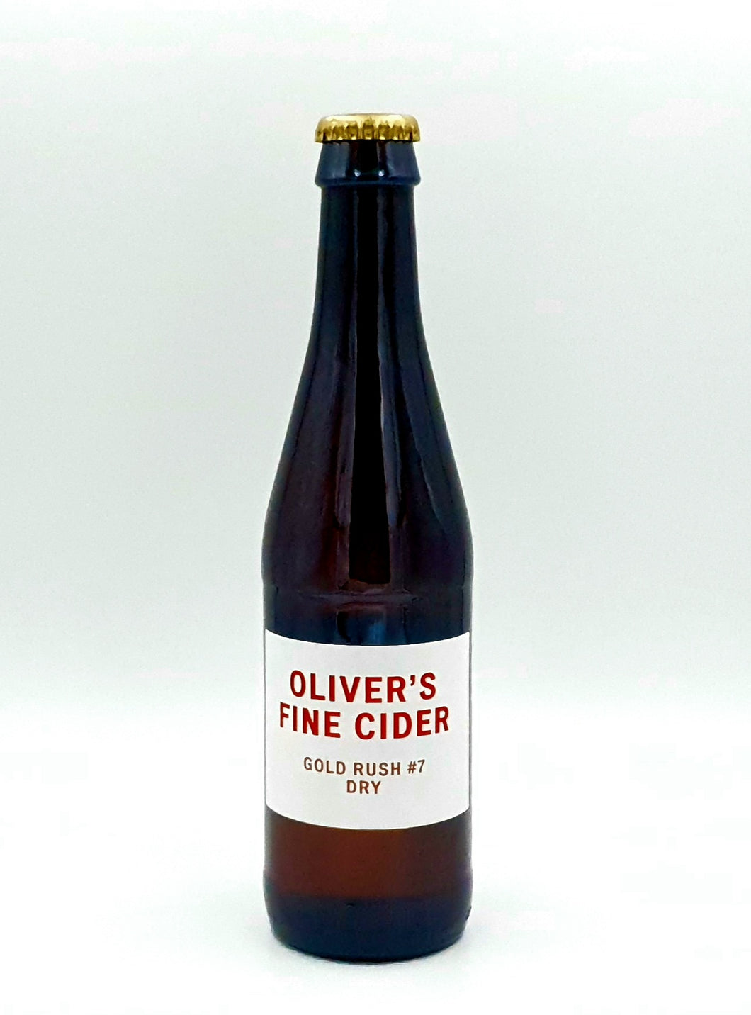 Gold Rush #7 - Oliver's - Dry Cider, 6.5%, 330ml Bottle
