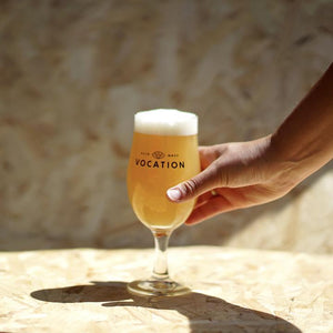Vocation Brewery - Vocation 1/2 Pint Glass - Glassware