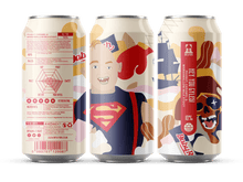 Load image into Gallery viewer, HYG - Brew York - Peanut, Caramel & Marshmallow Milk Stout, 10%, 440ml Can