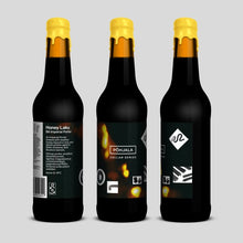 Load image into Gallery viewer, Honey Laku - Põhjala Brewery - Barrel Aged Honey, Liquorice Root & Blackcurrant Imperial Porter, 10.5%, 330ml Bottle