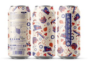 Hoptimist Prime 2020 - Brew York - DIPA, 8.1%, 440ml Can