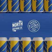 Load image into Gallery viewer, The Square Ball- North Brewing Co X The Square Ball- California Pale, 4.5%, 440ml Can