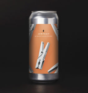 Jumpsuit - Garage Beer Co X Northern Monk - Triple IPA, 11%, 440ml Can