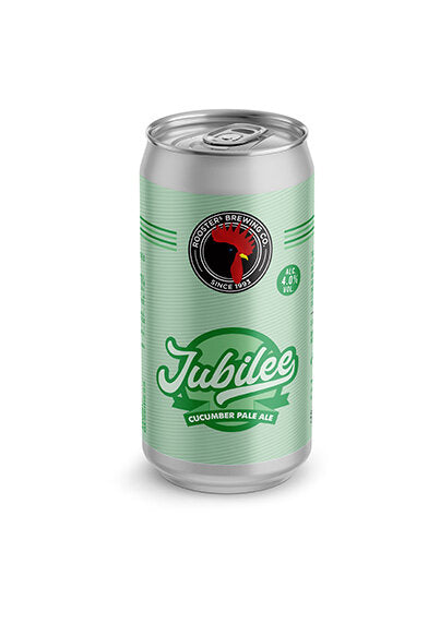Jubilee - Roosters Brewery - Cucumber Pale Ale, 4%, 440ml Can