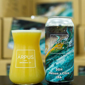 DDH Nelson x Citra IPA - Arpus Brewing Co - DDH Nelson x Citra IPA, 6.8%, 440ml Can