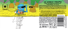 Load image into Gallery viewer, No Worries Pineapple - Lervig Bryggeri - Pineapple IPA, 0.5%, 440ml Can