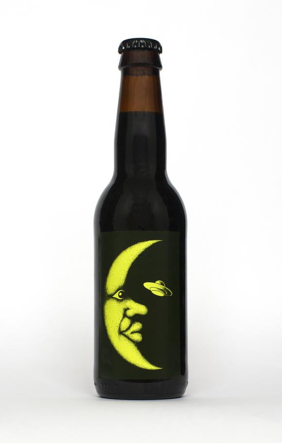 Magnapoli - Omnipollo - Nightcap Snack Apple Pie Strawberry Cup Imperial Stout, 12%, 330ml Bottle