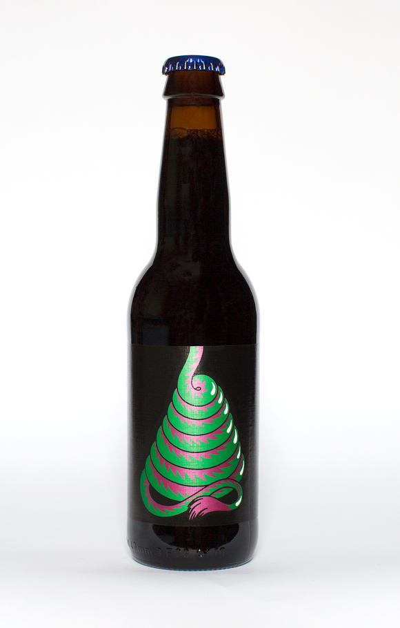 Selassie - Omnipollo - Imperial Stout with Ethiopian Coffee & Vanilla Beans, 11%, 330ml