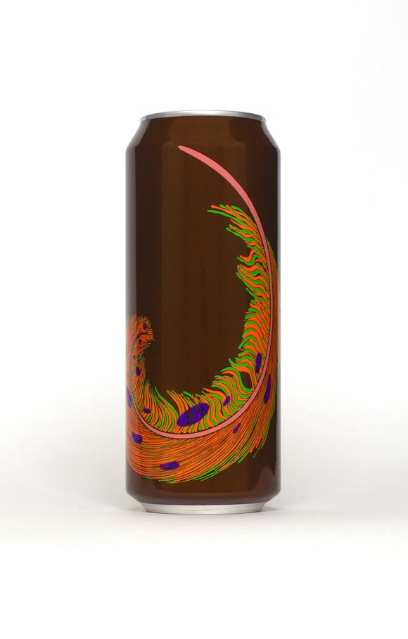 oldBianca - Omnipollo - Blueberry Maple Chocolate Peanut Butter Pancake Lassi Gose, 7%, 500ml Can