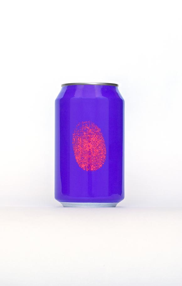 Bruno 2020 - Omnipollo - Raspberry Lime Crush Sour, 3.5%, 330ml Can
