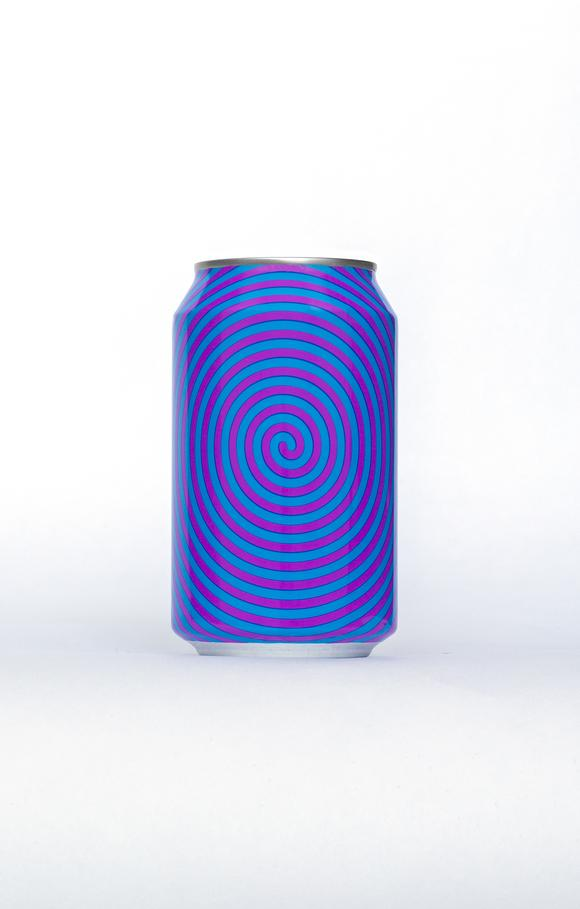 Spirals - Omnipollo - Galaxy Citra Pale Ale, 5.3%, 330ml Can
